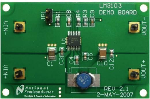 Entwicklungsboard Texas Instruments LM3103EVAL/NOPB