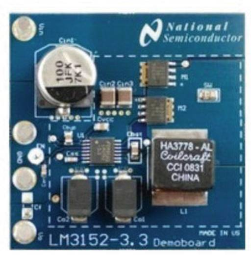 Entwicklungsboard Texas Instruments LM3152-3.3DEMO