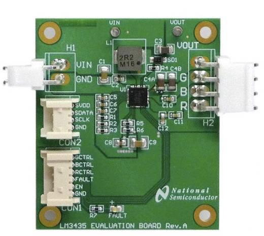 Entwicklungsboard Texas Instruments LM3435EVAL/NOPB