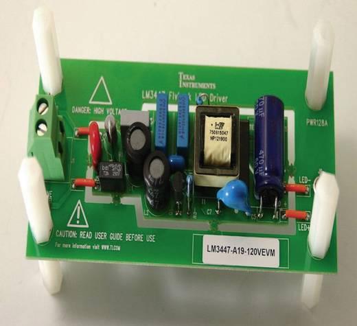 Entwicklungsboard Texas Instruments LM3447-A19-120VEVM