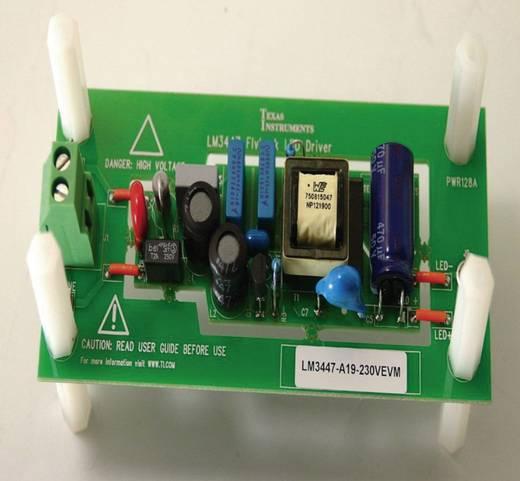Entwicklungsboard Texas Instruments LM3447-A19-230VEVM
