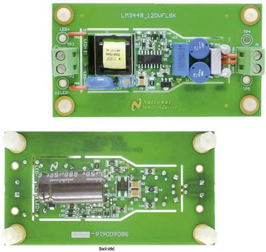 Entwicklungsboard Texas Instruments LM3448-120VFLBK/NOPB