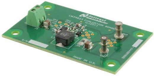 Entwicklungsboard Texas Instruments LM34923EVAL/NOPB