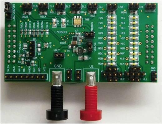 Entwicklungsboard Texas Instruments LM3533EVAL/NOPB