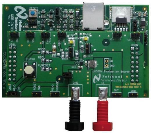 Entwicklungsboard Texas Instruments LM3554TMEEV/NOPB