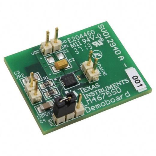Entwicklungsboard Texas Instruments LM4675SDBD/NOPB