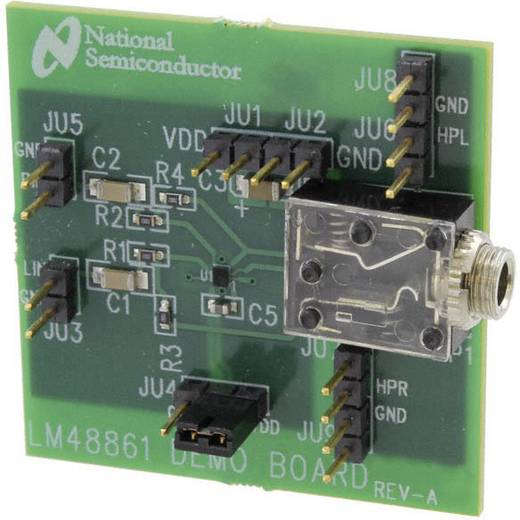 Entwicklungsboard Texas Instruments LM48861TMBD/NOPB