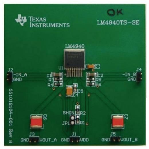 Entwicklungsboard Texas Instruments LM4940TSBD/NOPB