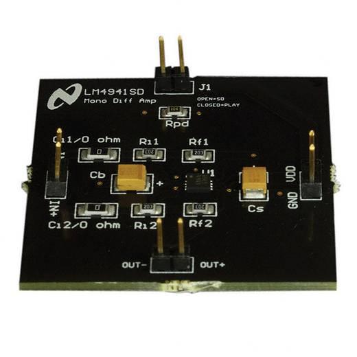 Entwicklungsboard Texas Instruments LM4941SDBD/NOPB