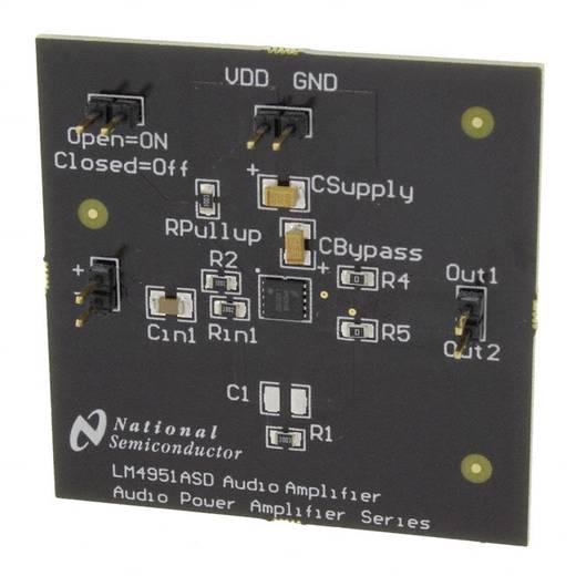 Entwicklungsboard Texas Instruments LM4951ASDBD/NOPB