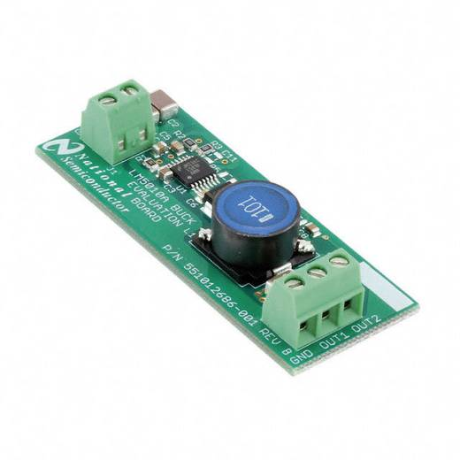 Entwicklungsboard Texas Instruments LM5010 EVAL/NOPB