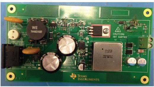 Entwicklungsboard Texas Instruments LM5023-2NBEVM