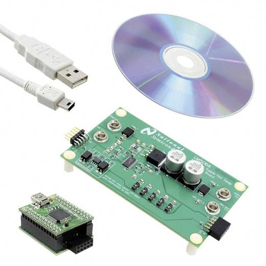 Entwicklungsboard Texas Instruments LM5064EVK/NOPB