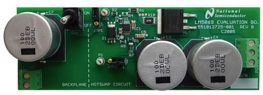 Entwicklungsboard Texas Instruments LM5069EVAL/NOPB