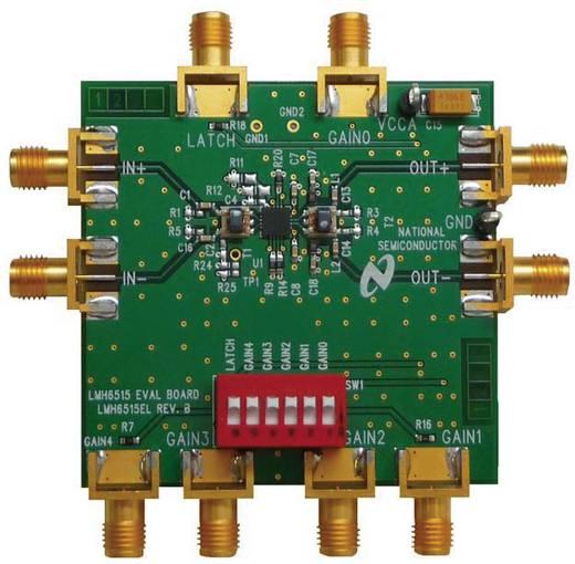 Entwicklungsboard Texas Instruments LMH6515EVAL/NOPB