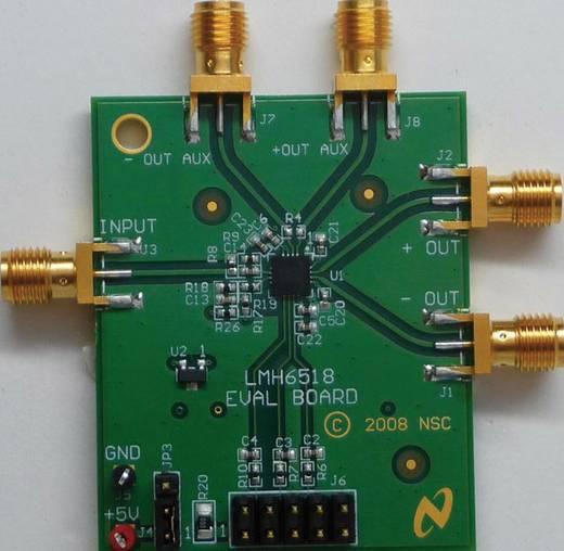Entwicklungsboard Texas Instruments LMH6518SQEVK/NOPB