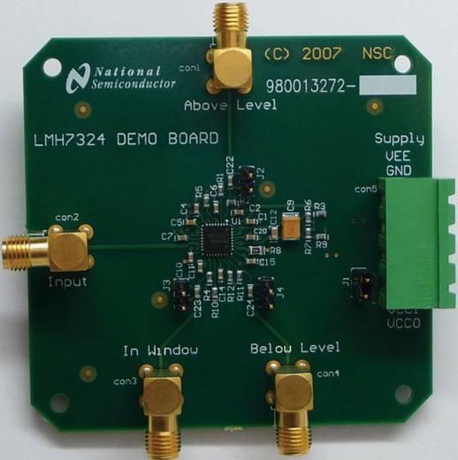 Entwicklungsboard Texas Instruments LMH7324EVAL/NOPB