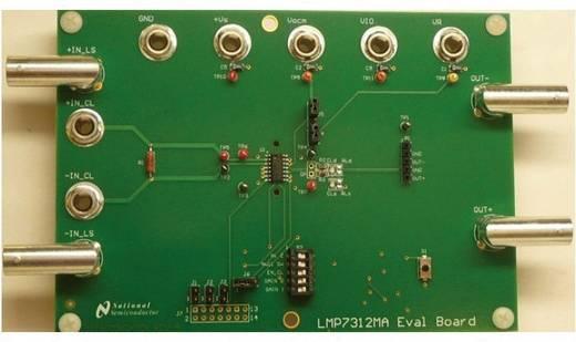 Entwicklungsboard Texas Instruments LMP7312MAEVAL/NOPB