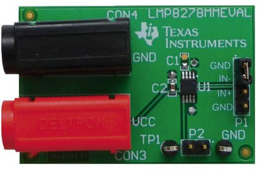 Entwicklungsboard Texas Instruments LMP8278MMEVAL/NOPB