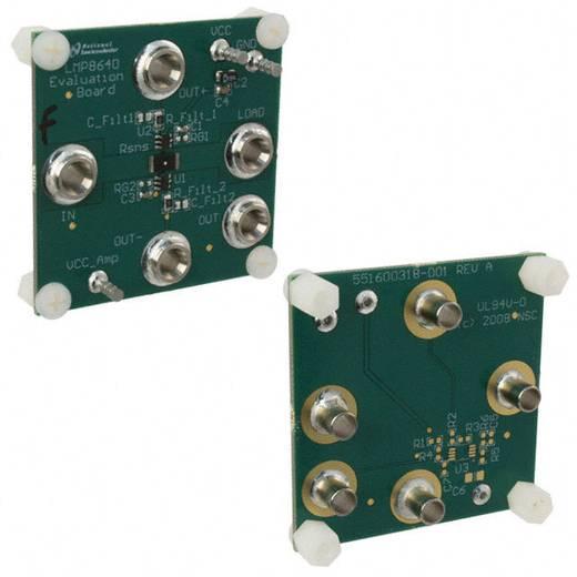 Entwicklungsboard Texas Instruments LMP8640HV-FEVAL/NOPB