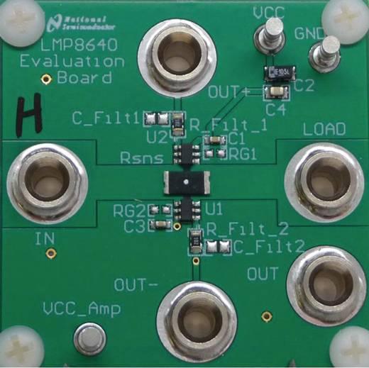 Entwicklungsboard Texas Instruments LMP8640HV-HEVAL/NOPB
