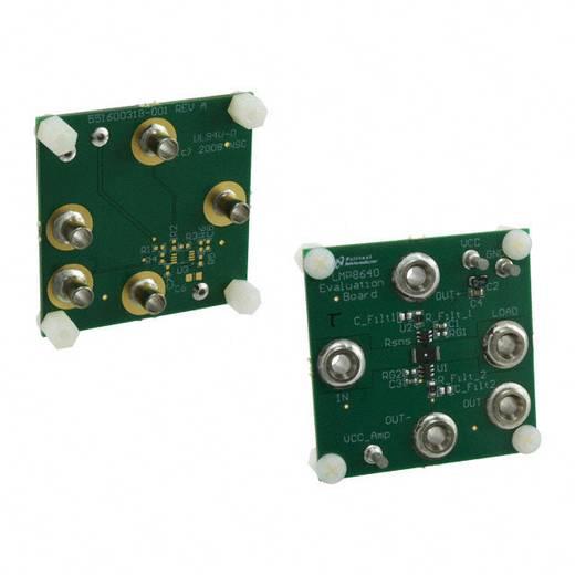 Entwicklungsboard Texas Instruments LMP8640HV-TEVAL/NOPB