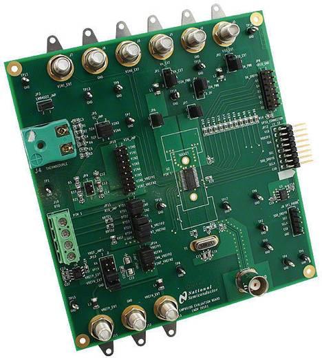 Entwicklungsboard Texas Instruments LMP90100EB/NOPB