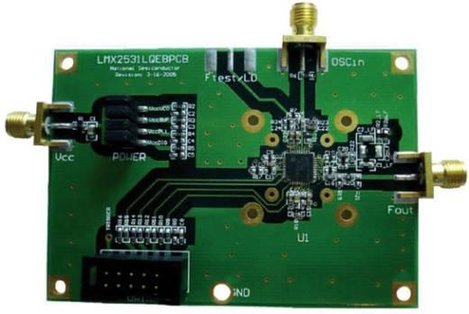 Entwicklungsboard Texas Instruments LMX25312265EVAL/NOPB