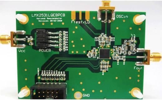 Entwicklungsboard Texas Instruments LMX25313010EVAL/NOPB