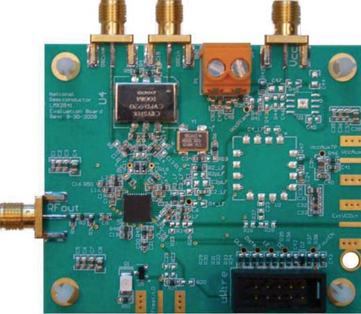 Entwicklungsboard Texas Instruments LMX25412690EVAL/NOPB