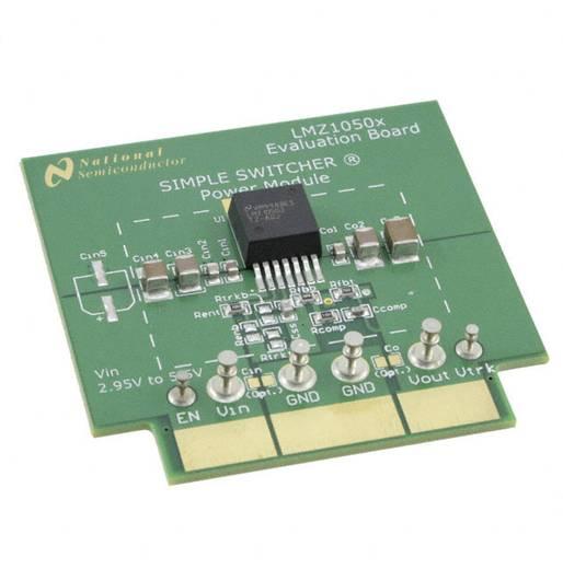 Entwicklungsboard Texas Instruments LMZ10503EVAL/NOPB
