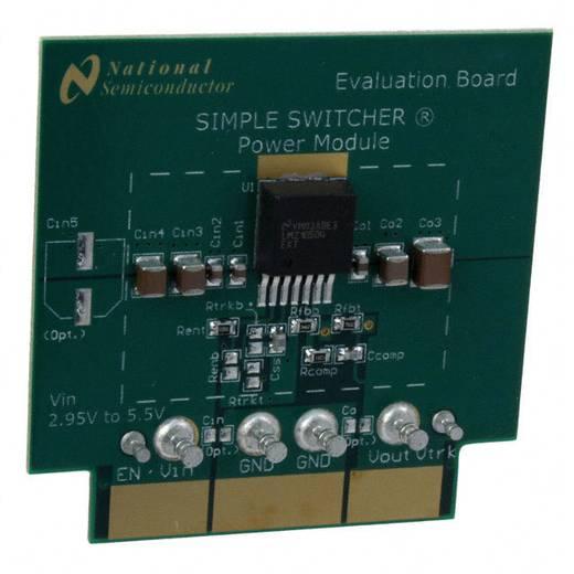 Entwicklungsboard Texas Instruments LMZ10504EXTEVAL/NOPB