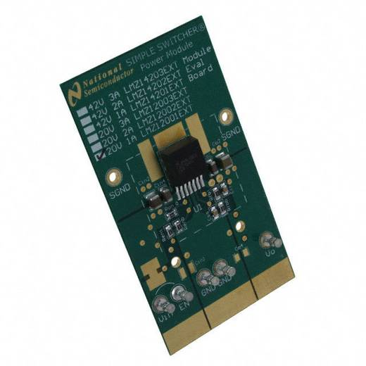 Entwicklungsboard Texas Instruments LMZ12001EXTEVAL/NOPB