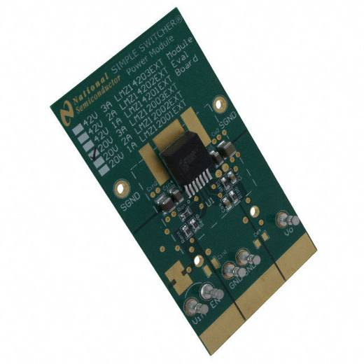 Entwicklungsboard Texas Instruments LMZ12003EXTEVAL/NOPB