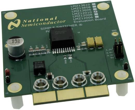 Entwicklungsboard Texas Instruments LMZ12010EVAL/NOPB
