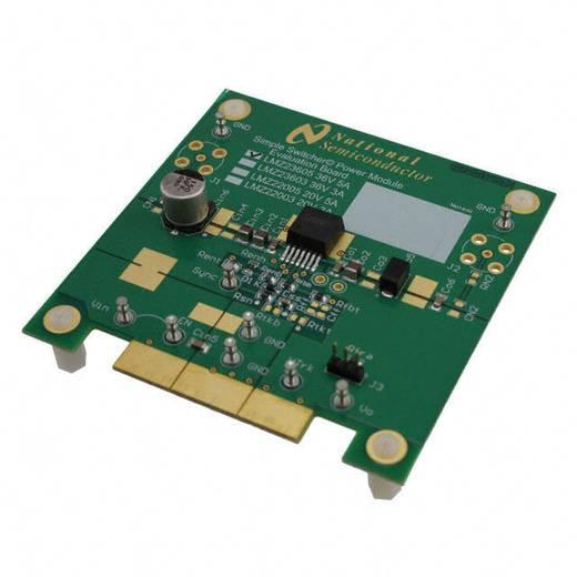 Entwicklungsboard Texas Instruments LMZ23605EVAL/NOPB