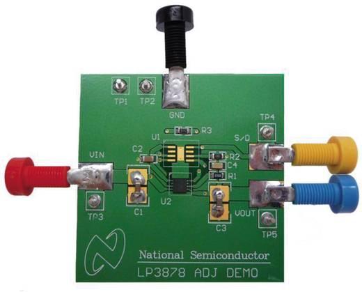 Entwicklungsboard Texas Instruments LP3878-ADJEVAL/NOPB