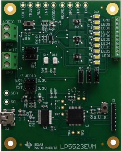 Entwicklungsboard Texas Instruments LP5523EVM/NOPB