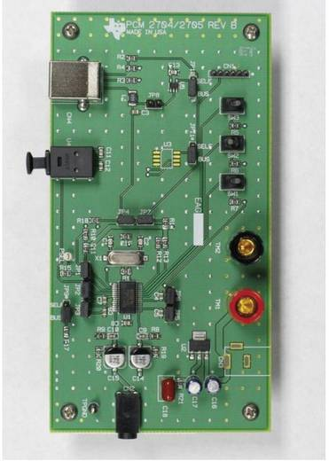 Entwicklungsboard Texas Instruments PCM2705EVM-U