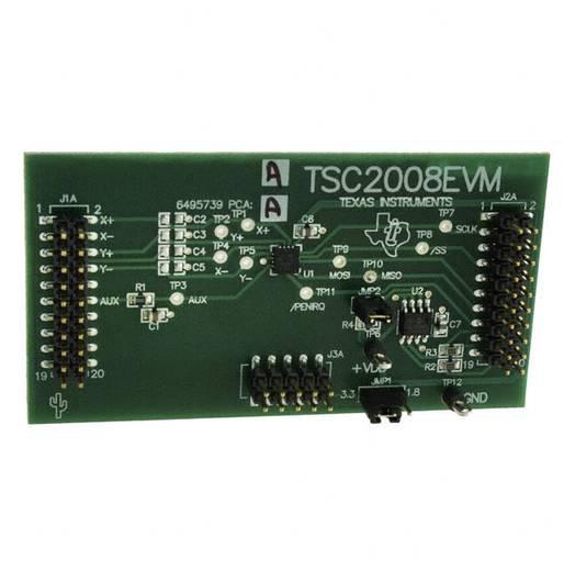 Entwicklungsboard Texas Instruments TSC2008EVM-PDK