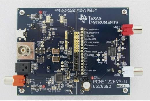 Entwicklungsboard Texas Instruments PCM5122EVM-U