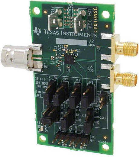 Entwicklungsboard Texas Instruments SD384EVK/NOPB