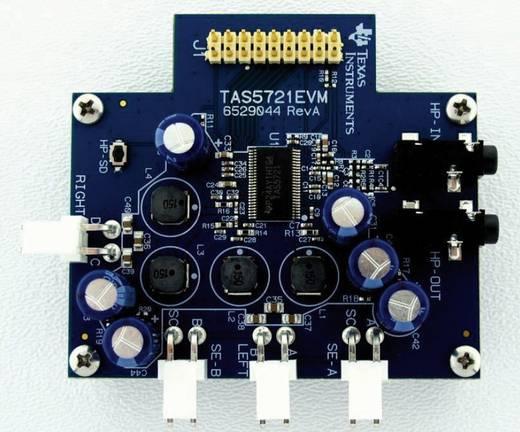 Entwicklungsboard Texas Instruments TAS5721EVM