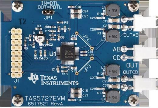 Entwicklungsboard Texas Instruments TAS5727EVM