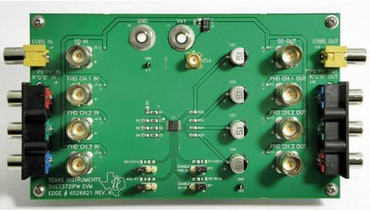 Entwicklungsboard Texas Instruments THS7372PWEVM