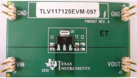 Entwicklungsboard Texas Instruments TLV117125EVM-097