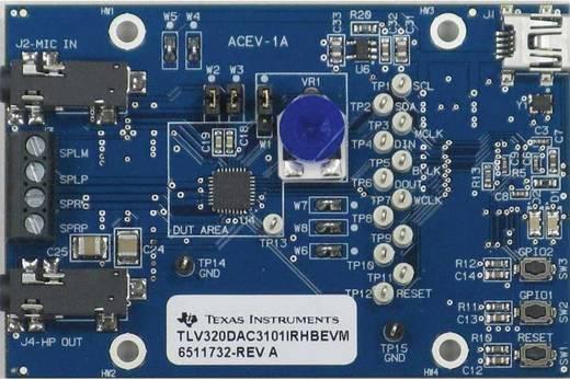 Entwicklungsboard Texas Instruments TLV320DAC3101EVM-U