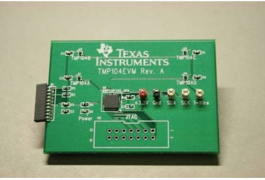 Entwicklungsboard Texas Instruments TMP104EVM