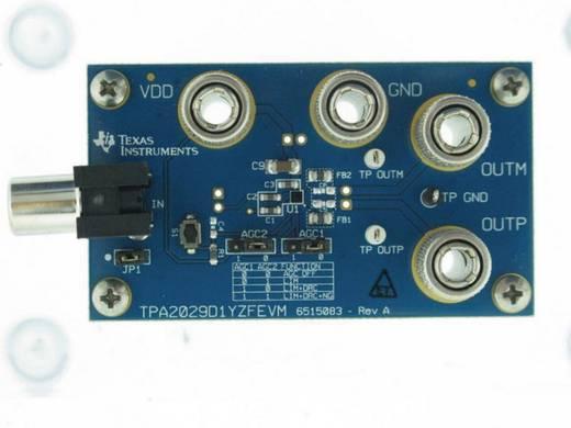 Entwicklungsboard Texas Instruments TPA2029D1YZFEVM