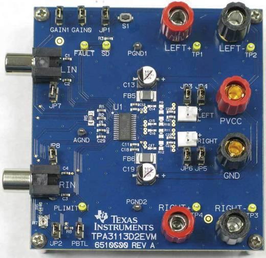 Entwicklungsboard Texas Instruments TPA3113D2EVM